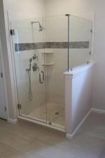 Main Line Shower Glass