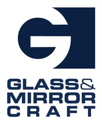 glass and mirror craft logo