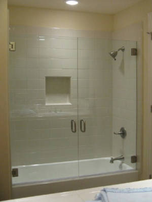 tub enclosure - Bathtub Shower Doors