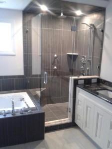 custom shower glass delaware county