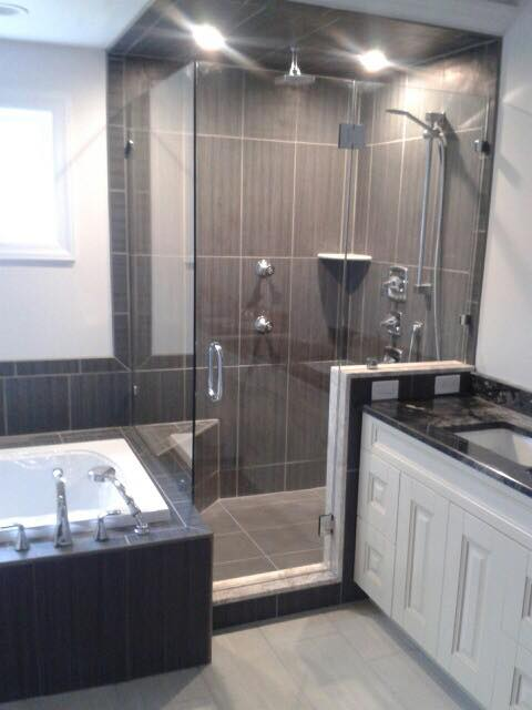 custom shower glass delaware county