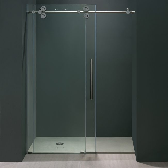Glass shower doors bryn mawr glass sliding door bar shower slider planetlyrics Image collections
