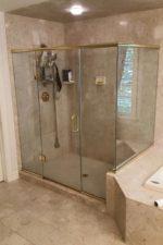 Before Replacing the Shower Door