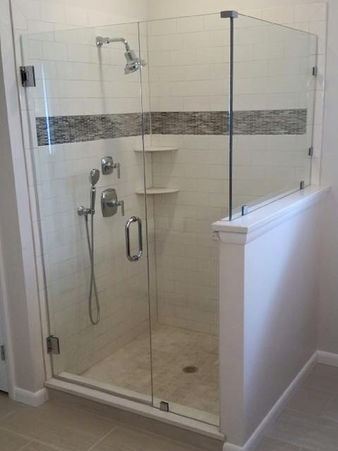 Main Line Shower Glass