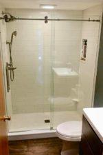Bryn Mawr Glass Shower Enclosure