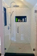 New Frameless Glass Shower Door