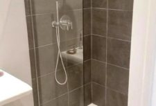 Frameless Glass Shower Door